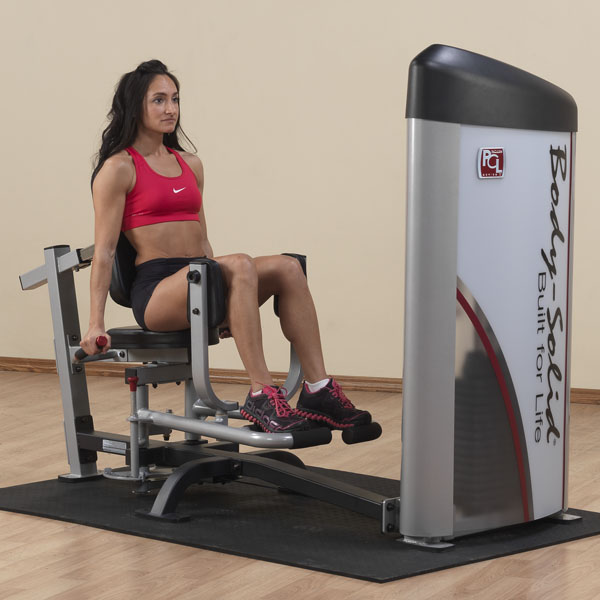 Body-Solid Pro Clubline S2 Inner and Outer Thigh Machine